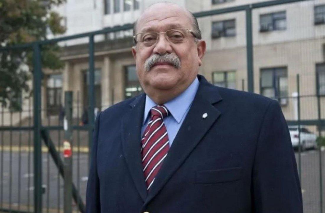 El fiscal federal, Jorge Di Lello.