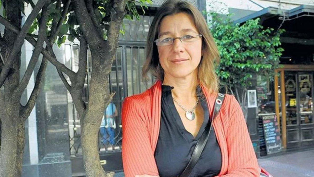 La ministra de Seguridad de Fernández, la antropóloga Sabina Frederic