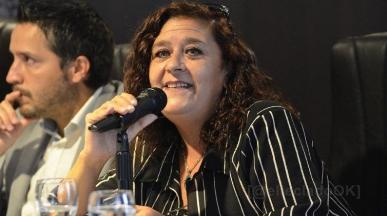 Susana González, diputada por la tercera sección