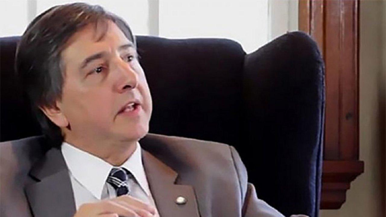 Pedro Salas, titular de la Sociedad Rural Córdoba